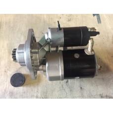 Стартер ZTZ 12В / 2,8 кВт (ZTZ-198-42722, СЛОВАКИЯ) (РЕДУКТОРНЫЙ)